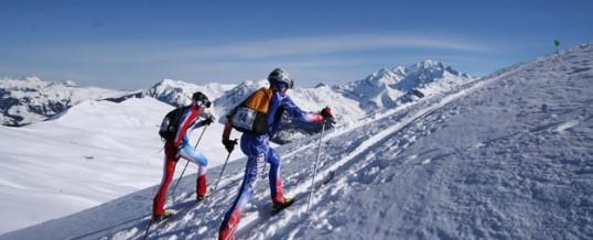 Sortie ski de randonnées